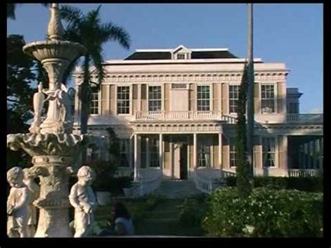 houses to buy devon jamaica kingston devon house gardens youtube