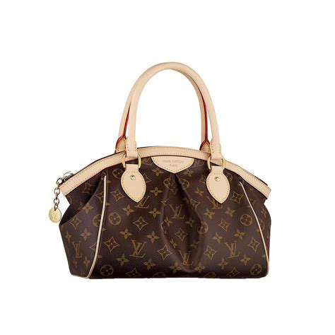 louis vuitton monogram tivoli pm  luxity