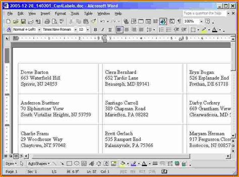 avery template 5160 for word 2010 avery template 4 avery 5160 template word 2010 divorce document