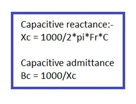 capacitor reactance equation inductive reactance calculator capacitive reactance calculator