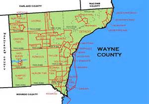 Is In What County Detroit 171 Every County