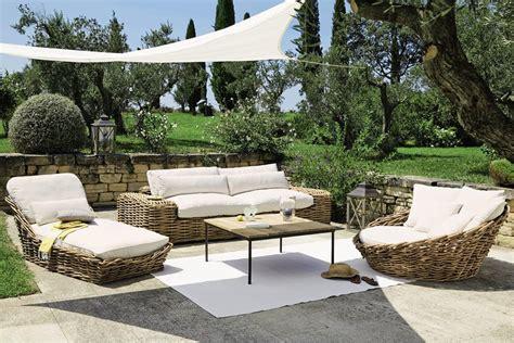 rattan garden furniture  london evening standard