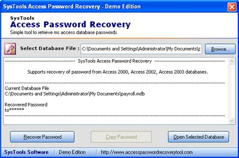 password resetter tool download download recover outlook web access password software