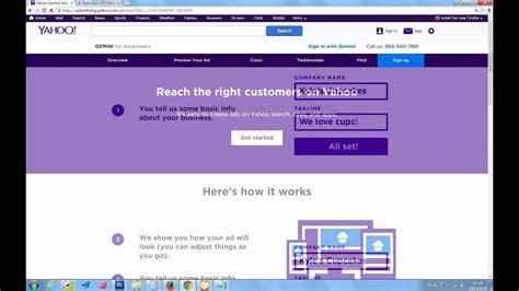 yahoo web hosting promo codes youtube