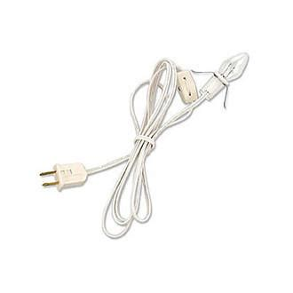 clear c7 light with white cord theholidaybarn com