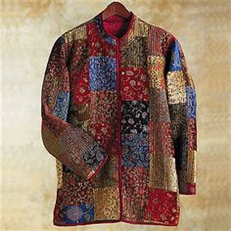 Patchwork Jacket Pattern - velvet patchwork jacket
