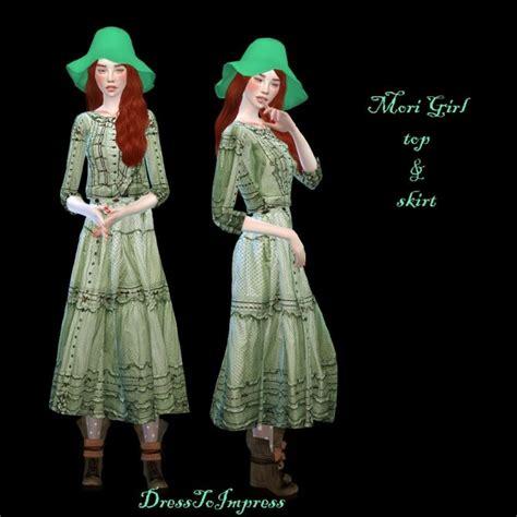Happy Mori Vol 3 mori collection vol 1 at dress to impress sims 4
