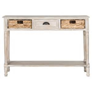 Safavieh Console Table Christa Console Table With Storage Safavieh Target