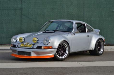 Porsche 911 Gt3 Rsr For Sale by Rsr Style 1969 Porsche 911 Rod For Sale On Bat
