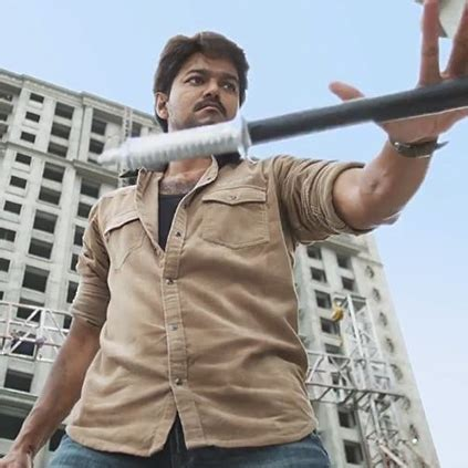 actor vijay annual income vijay s character in bairavaa revealed