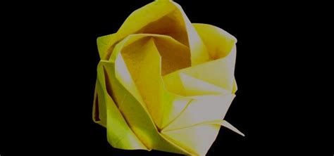 cool origami flower how to origami a cool 171 origami