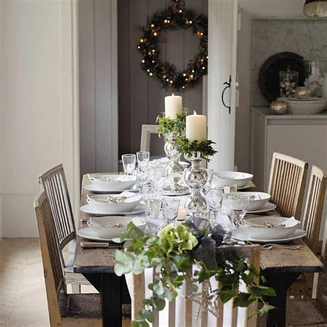 casual esszimmer dekorieren ideen tafeldecoratie voor kerst en nieuwjaar interiorinsider nl