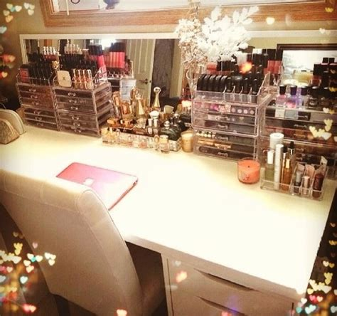 Inspiratie Make Up Opbergen The Beauty Musthaves Bureau Maquillage