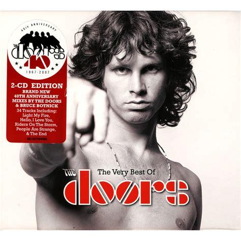 Best Doors Songs by Best Of The Doors Album Cover Pilotproject Org