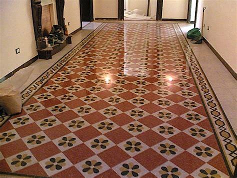 piastrelle anni 60 eleganti pavimenti vintage anni 70