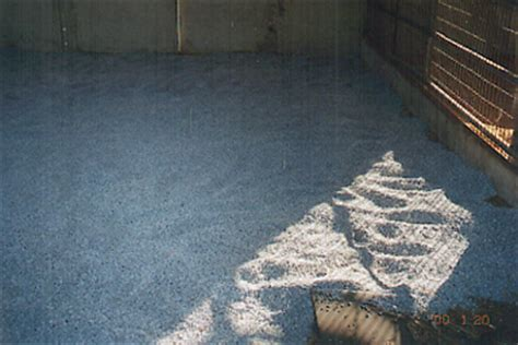 horse stall bedding quot drop out quot perlite for horse corrals from the schundler