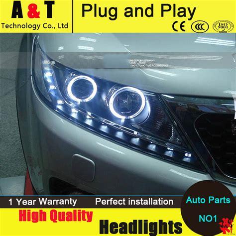 2011 Kia Sorento Headlight Bulb Car Styling Led L For Kia Sorento Headlights 2011