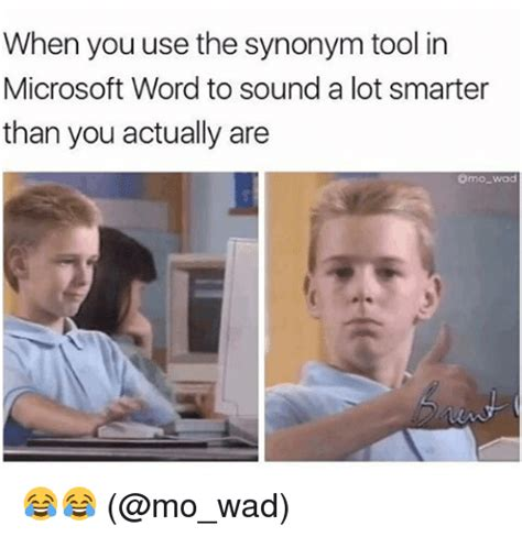 Meme Synonyms - 25 best memes about synonyms synonyms memes