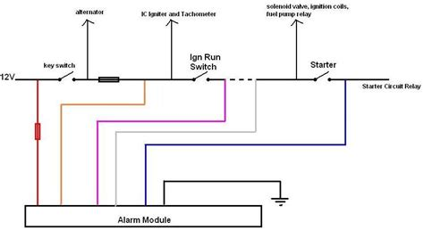 difficulty in motorcycle alarm wiring