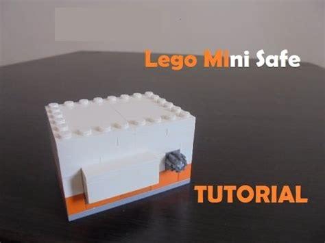 lego safe tutorial easy mini lego safe doovi