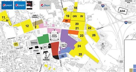 psu parking map penn state football parking map map 2018