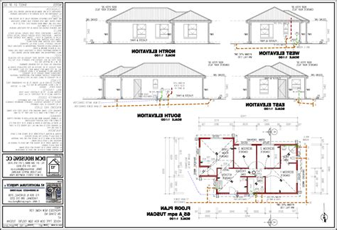 house plans with photos south africa house plans south africa 3 bedroom home combo