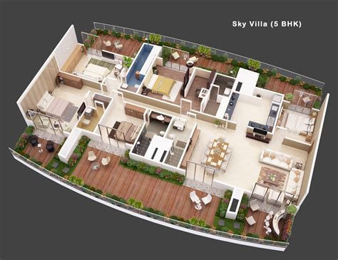 Four Car Garage House Plans by Jp Infra Decks Mumbai Discuss Rate Review Comment