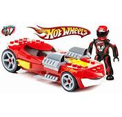 Mega Bloks Hot Wheels Turbo Tubes Twin Mill III Toy Review