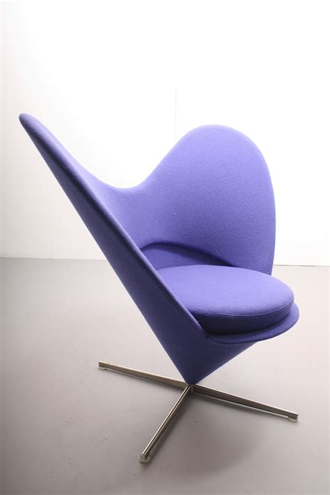 vitra couch vitra panton cone heart chair studiomodern