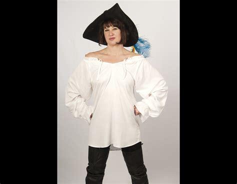 Lika Blouse wench blouse dress like a pirate