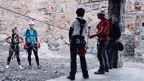 Rak Cctv ziplining in ras al khaimah