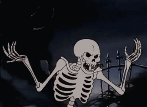 Skeleton Meme - skull throwing skeletons know your meme