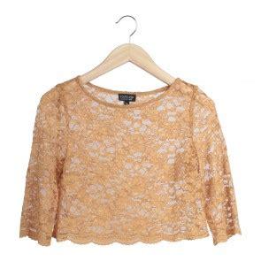 Preloved Second Blouse Atasan Top koleksi dari top shop di tinkerlust tinkerlust pre loved fashion marketplace indonesia