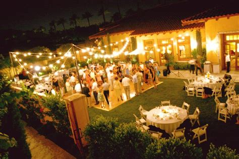 backyard wedding reception outdoor wedding reception in palm springs wedding
