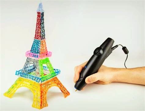 3d doodling pen lets you draw your own objects draw your imagination into thin air with 3doodler the