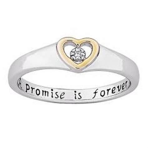 sterling silver a promise is forever