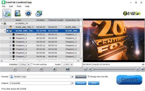 format menu dvd how to rip and convert dvd to h 265 mp4 video files