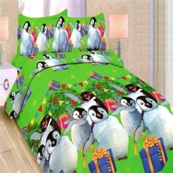 Sprei King B4 Bonita Blue Penguin katalog harga sprei bonita terbaru november 2018 dekor rumah