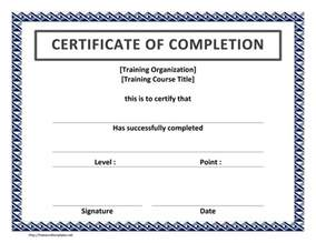 Training Certification Template Training Certificate Template Free Microsoft Word Templates
