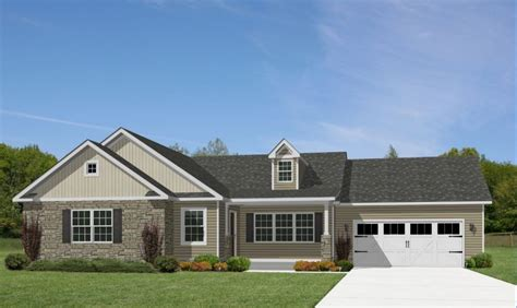 mayfield  square foot ranch floor plan
