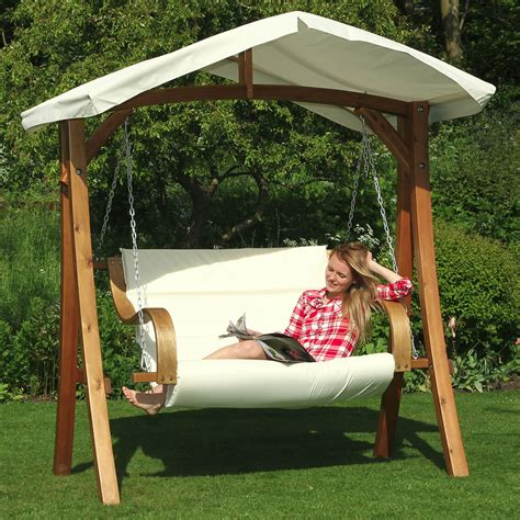 canopy swings ideas for patio swings with canopy design 9 cool and