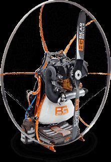 parajet zenith paramotor, powered paraglider parajet