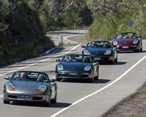 Porsche Driving Tours by Porsche Drive Adventure Day For 2 Sydney Adrenaline