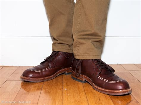 business boots c review of the alden indy boot business insider