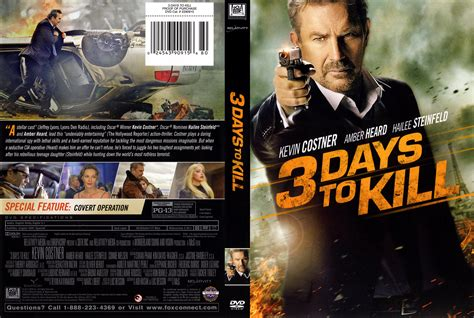 A Place To Kill Dvd 3 Days To Kill Dvd Cover 2014 R1
