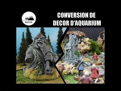 Decor Warhammer by D 233 Cor Warhammer Conversion De D 233 Cor D Aquarium