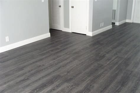 tokyo oak grey laminate all rooms minus the bathroomsgray