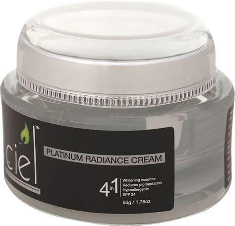 Sc Platinum Original From Uk 1 ciel platinum radiance price in india buy ciel platinum radiance in india