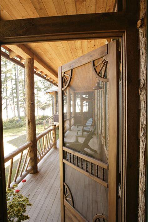 cabin porch cabin porch screen door cabin stuff pinterest the