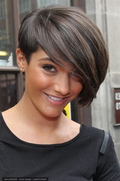 hairstyles hair on one side 15 inspirations of one side short one side long hairstyles